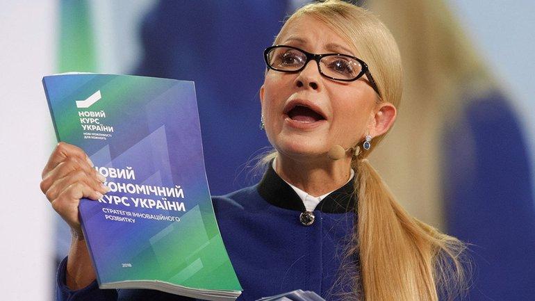 СБУ проверяет доходы Юлии Тимошенко - фото 1