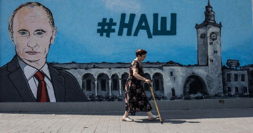 МИД Украины отреагировал на русских депутатов в Крыму - фото 1