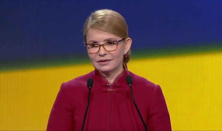 У Тимошенко будет свояЦИК - фото 1