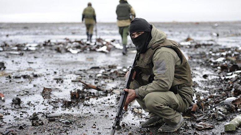Российские террористы усилили обстрелы на Донбассе - фото 1