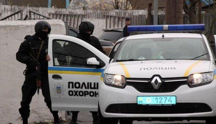 У полицейских охраны отобрали Калаш - фото 1