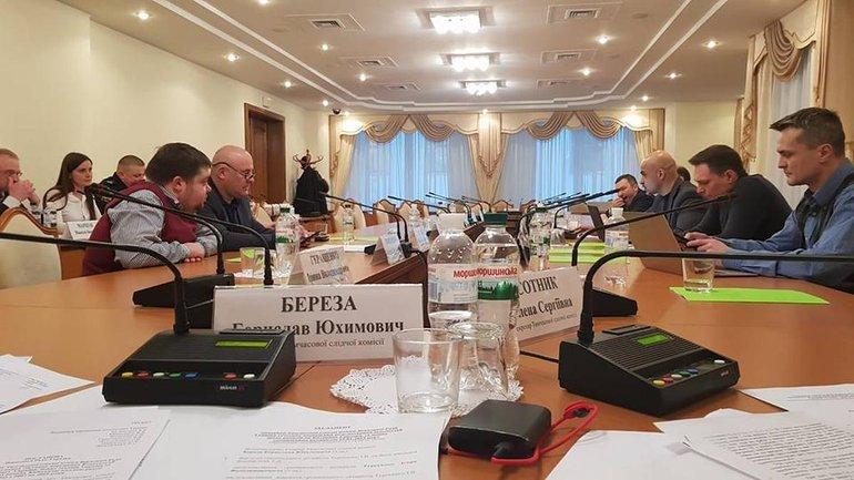 Следственная комиссия ВР приступила к работе по делу Ноздровской - фото 1