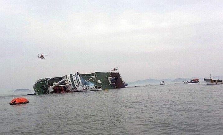 В Ираке затонул паром - фото 1