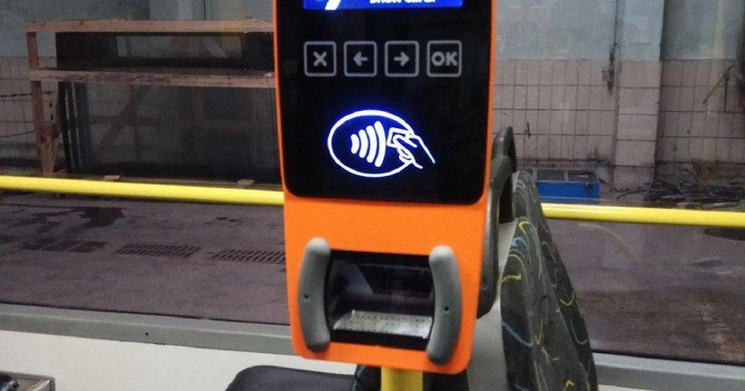 Почему не работает электронный билет на общественный транспорт в Киеве - фото 1
