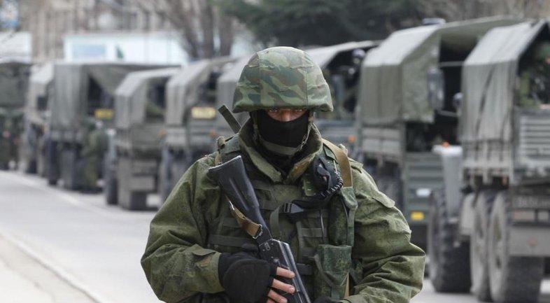 Русские начали оккупацию Крыма еще задолго до победы Майдана - фото 1