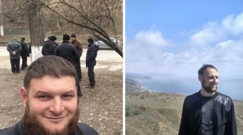 Ремзи Бекирова и Руслана Сулейманова задержали на админгранице с Крымом - фото 1
