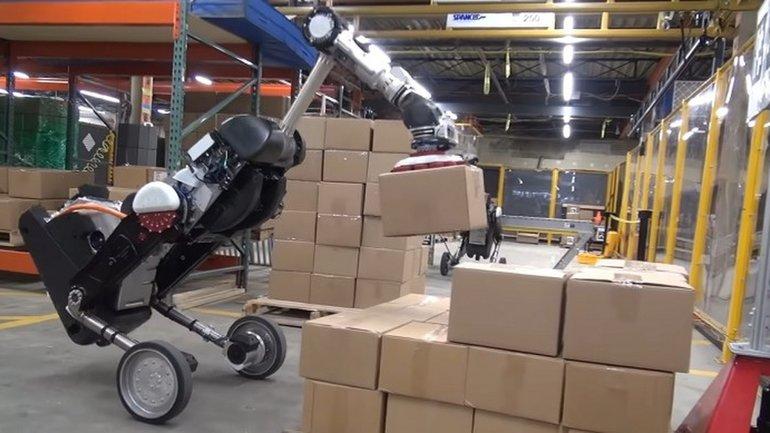 Компании Boston Dynamics показала своего нового робота: видео - фото 1