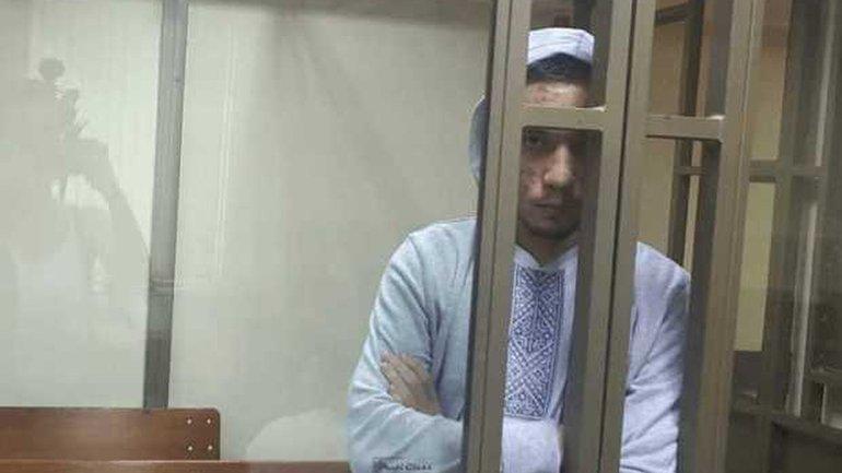 Российские террористы заявили, что политзаключенный Гриб прекратил голодовку - фото 1