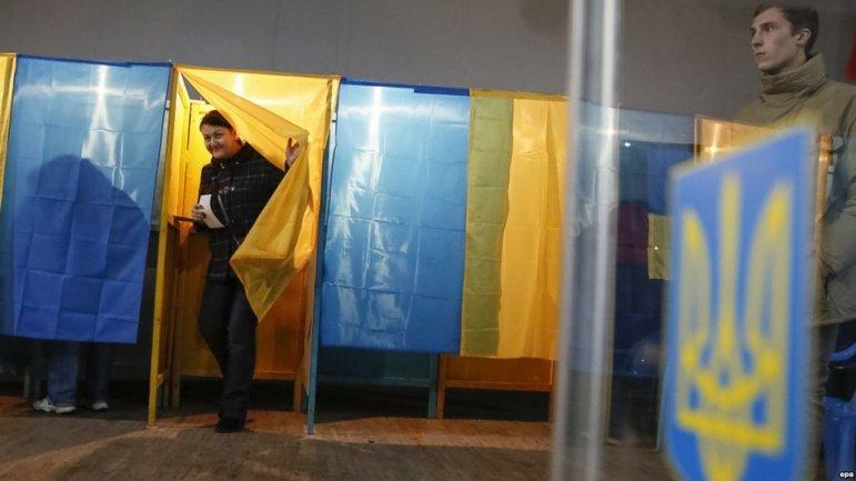 44,82% украинцев уже проголосовали - фото 1