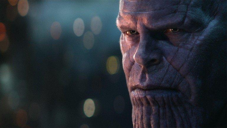 Танос всех приглашает в кино - фото 1
