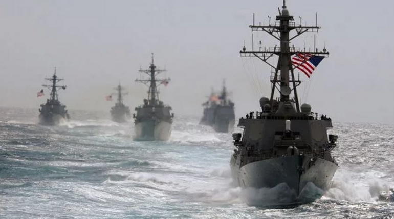 НАТО проведет украинский флот через Керченский пролив - фото 1