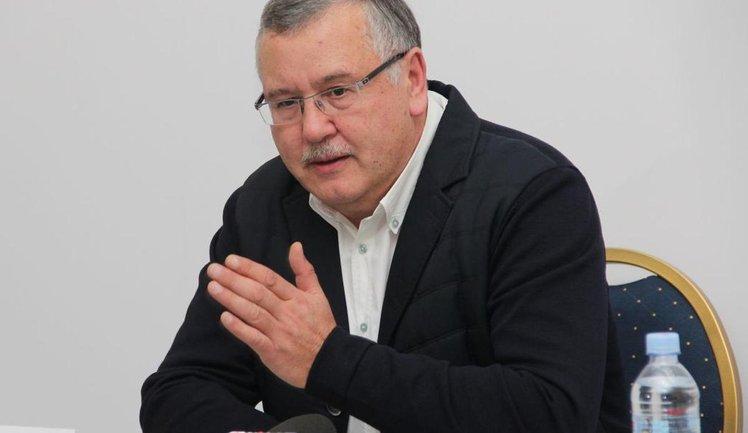 Гриценко отмазывает Зеленского и намерен голосовать за неподготовленного человека - фото 1