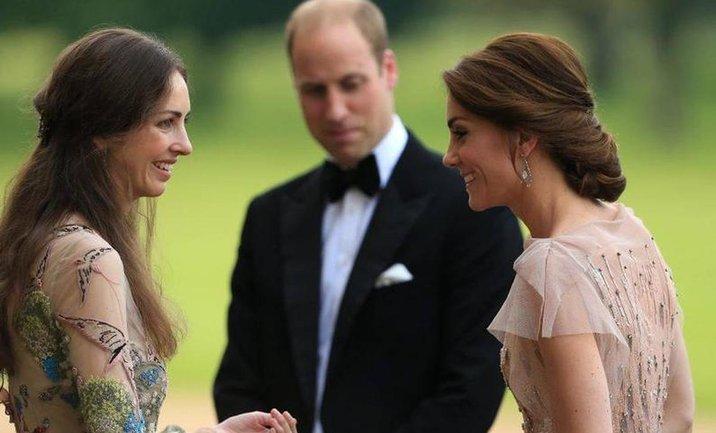 Принц Уильям переспал с Роуз Ханбери - фото 1