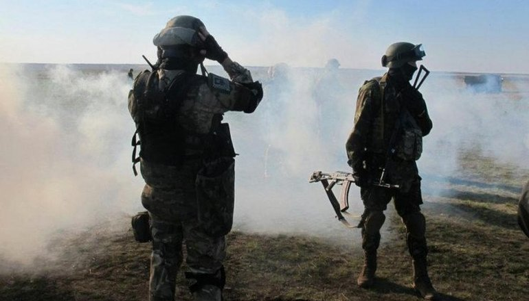 Обстрелы на Донбассе усилились - фото 1