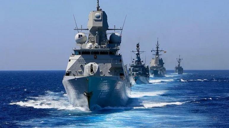 В Балтику вошли корабли НАТО - фото 1