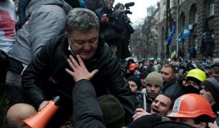 """Порошенко """"помог"""" расследовать убийства на Майдане - фото 1"""