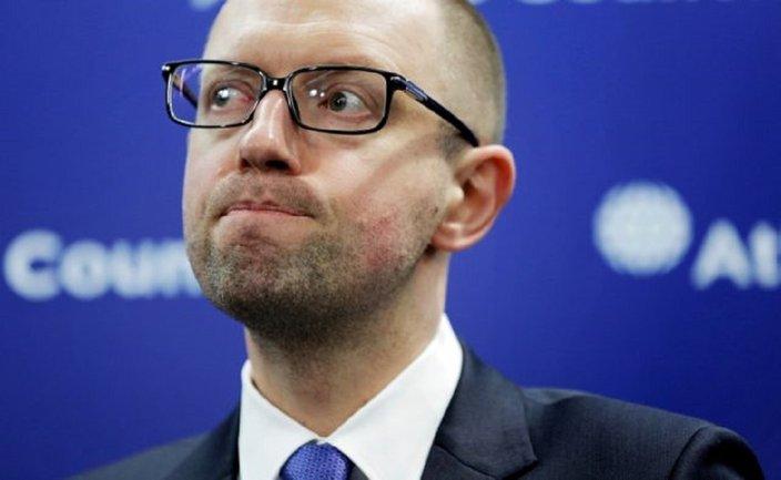 Партия Яценюка не пойдет на выборы - фото 1