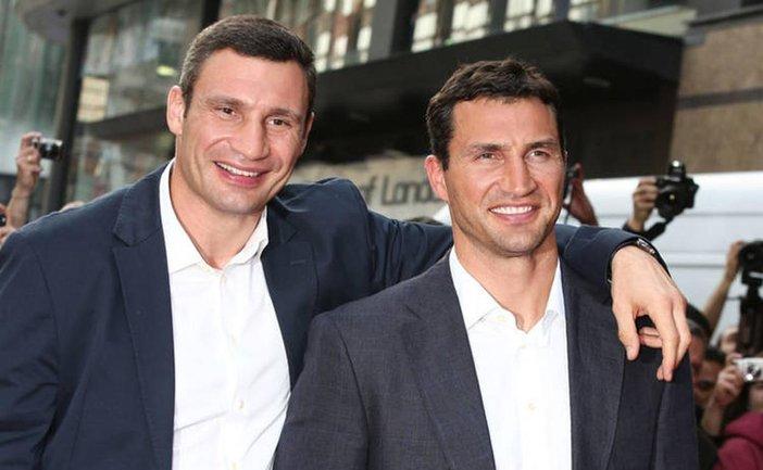 Братья Кличко хотят усесться в парламенте - фото 1