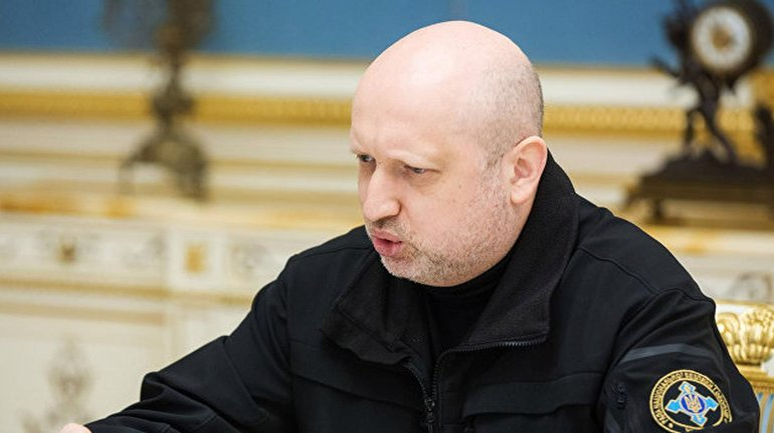 Александр Турчинов покидает кресло секретаря СНБО - фото 1