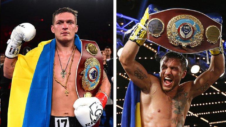 Назван  лучший боксер мира. Это украинец  - фото 1