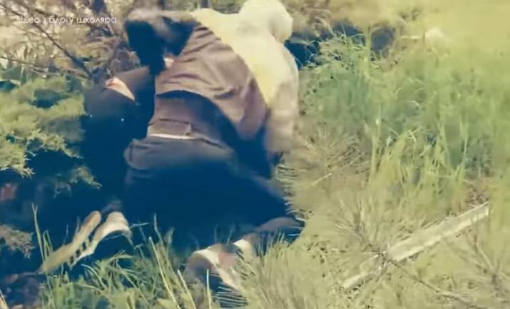 14-летнего парня избивали вчетвером - фото 1