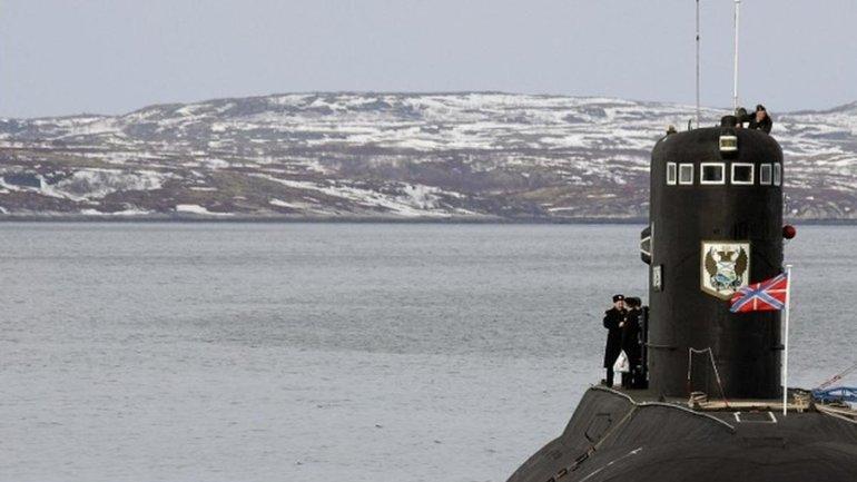 Русские проводят ядерные испытания за Полярным кругом - фото 1