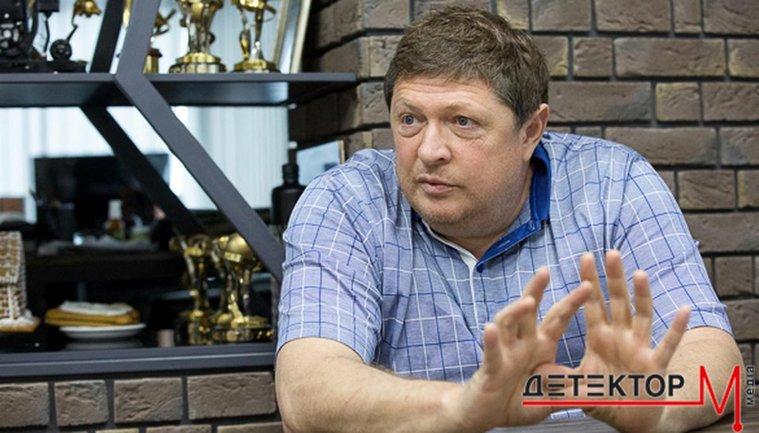 """Борис Шефир показал """"патриотизм"""" - фото 1"""