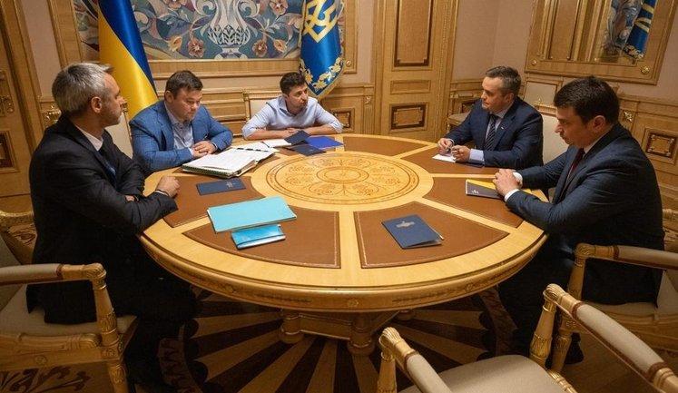 Зеленский дал Сытнику и Холодницкому три месяца - фото 1
