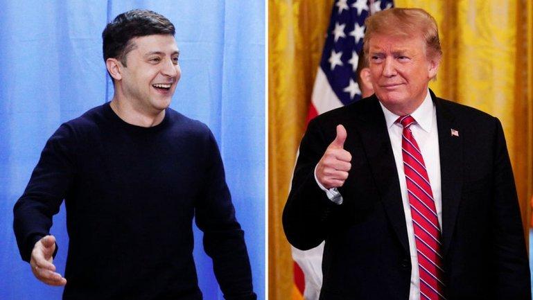 Трамп пригласил Зеленского в США. Есть разговор – СМИ  - фото 1