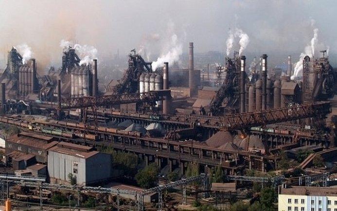 Металлургический комбинат «Азовсталь» в Мариуполе - фото 1