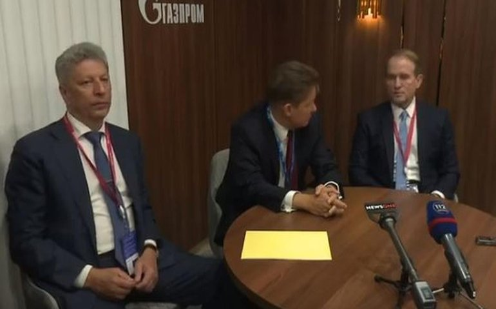 Медведчук и Бойко снова полетели в РФ. Пока без Кивы - фото 1