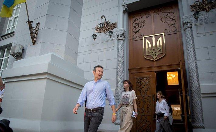 Святослав Вакарчук представил списки своей партии - фото 1
