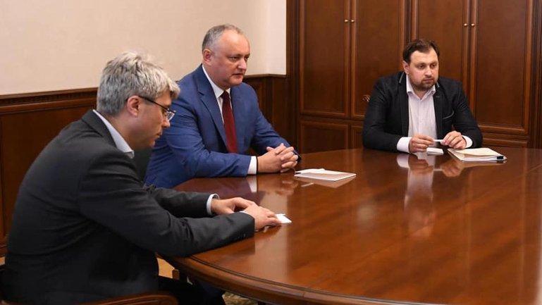 Игорь Додон пытается отстранить проеквропейскую оппозицию от власти - фото 1