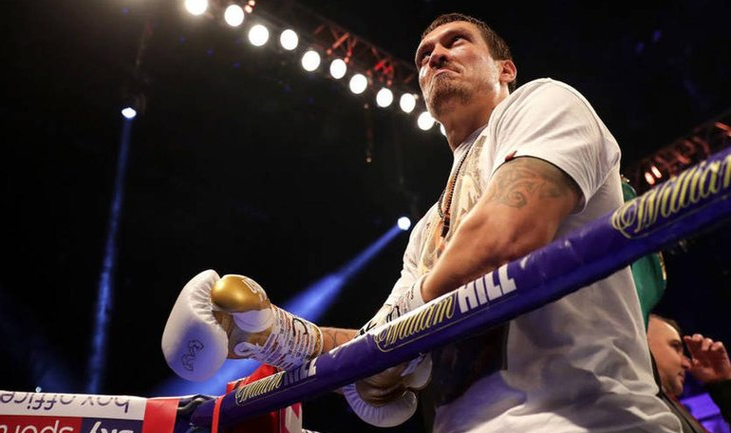 Усик выйдет на бой против Карлоса Такама - фото 1
