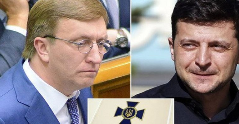У СБУ новый главразведчик. Он связан с ФСБ и Крымом - фото 1