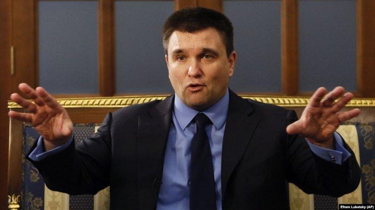 Климкин попросился в отставку. Опять  - фото 1