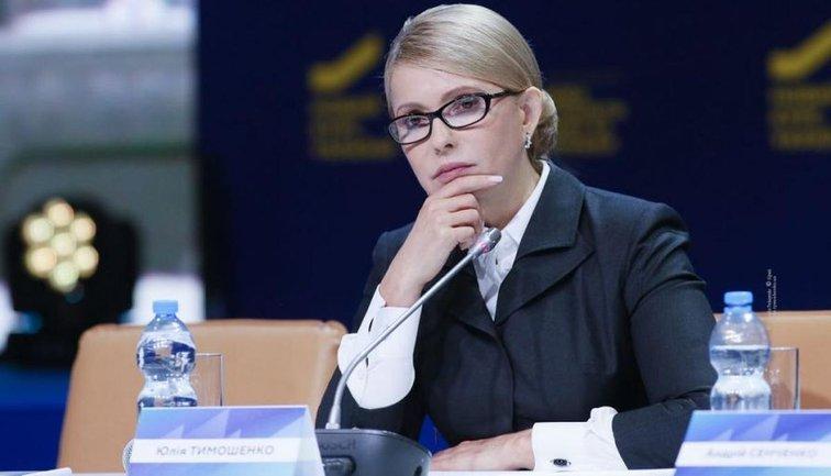 Тимошенко пытается прорваться к власти любой ценой - фото 1