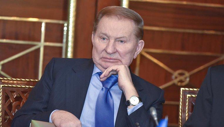 Кучма утверждает, что для снятия блокады террористы должны перерегистрировать предприятия  - фото 1