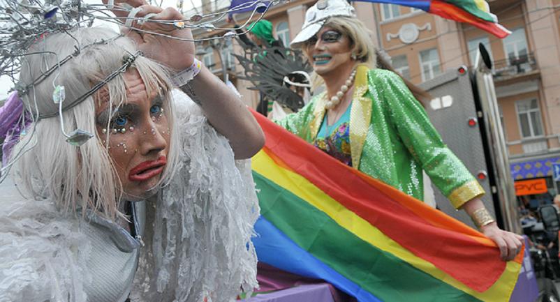 Мосийчук объявил войну геям. И проиграл  - фото 1