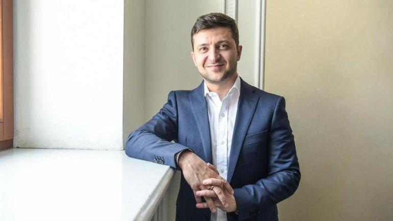 """Нагибатор"" олигархов Владимир Зеленский - фото 1"