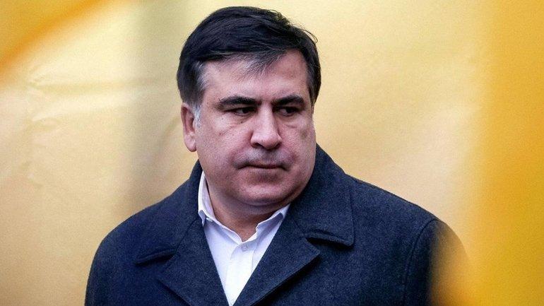 Саакашвили разрешили участвовать в выборах в Раду - фото 1