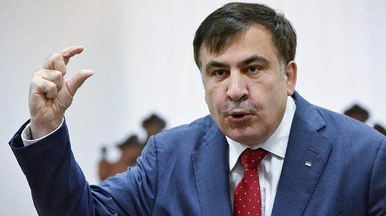 """Саакашвили не идет в Раду. """"Виноват"""" Порошенко  - фото 1"""
