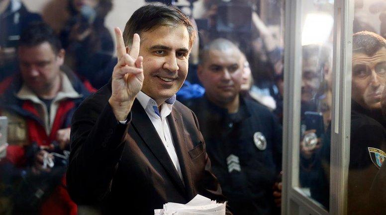Саакашвили будет прорываться в ВР - фото 1