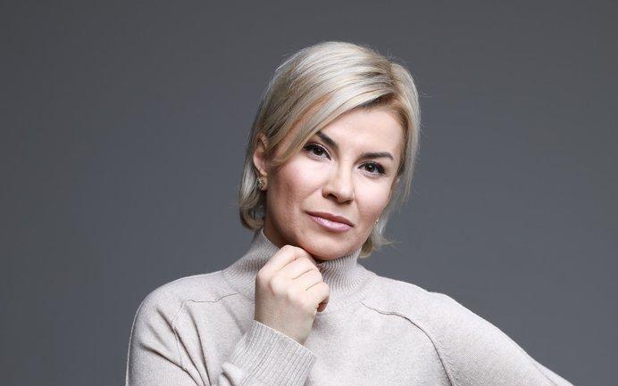 Юлия Литвиненко - новое лицо канала Медведчука - фото 1