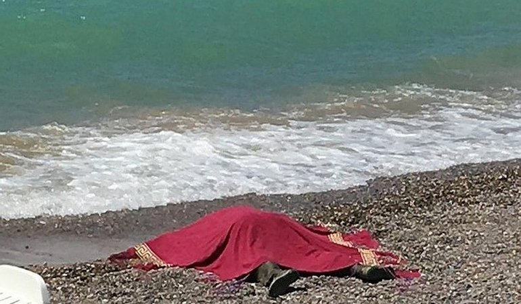 Тело похищенного Рашида Ягъяева выбросило на берег после шторма - фото 1