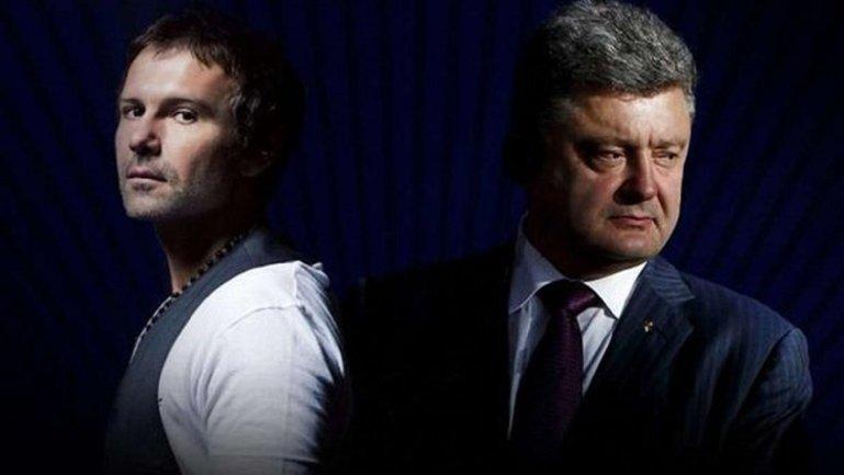 Вакарчук  уделал Порошенко – рейтинг - фото 1