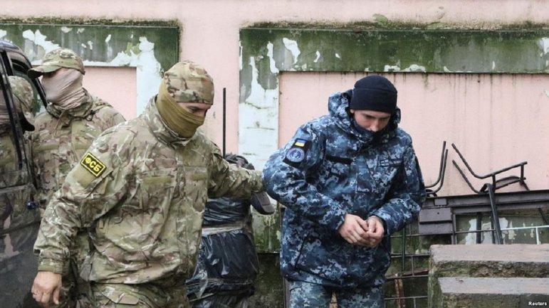 Украинским морякам вынесли вердикт – ФОТО, ВИДЕО - фото 1
