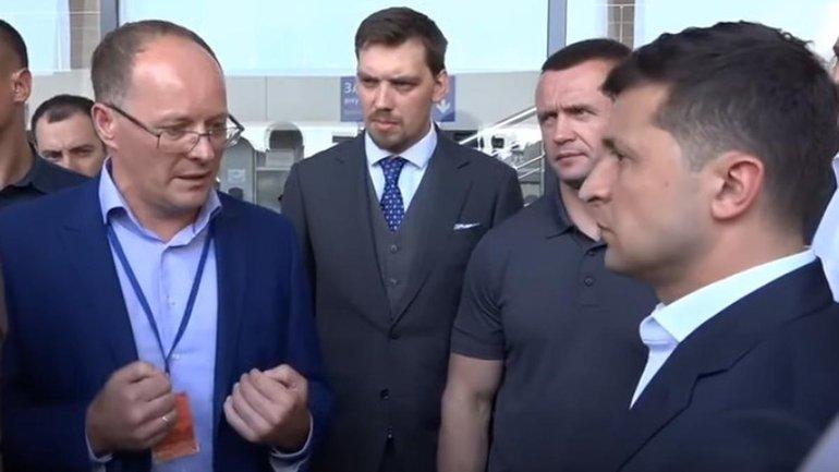 Зеленский выступил с критикой николаевских чиновников, но проблемы решать не стал - фото 1