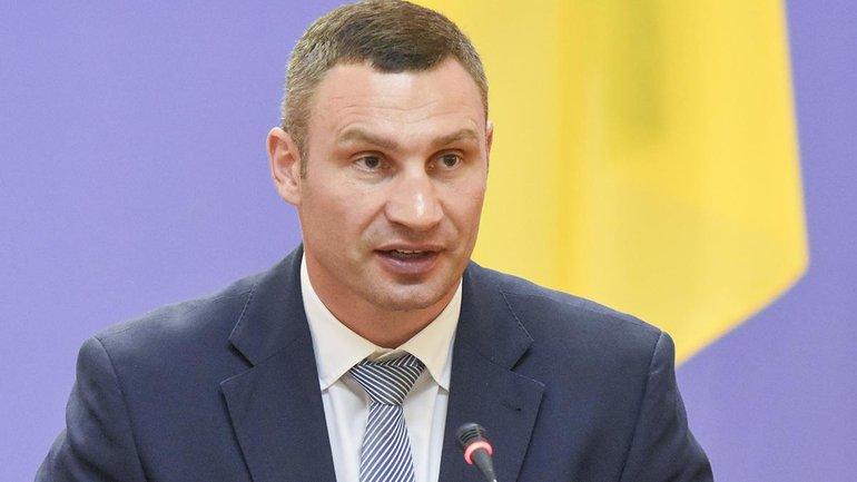 Виталий Кличко сумел записать содержательное обращение к Зеленскому - фото 1