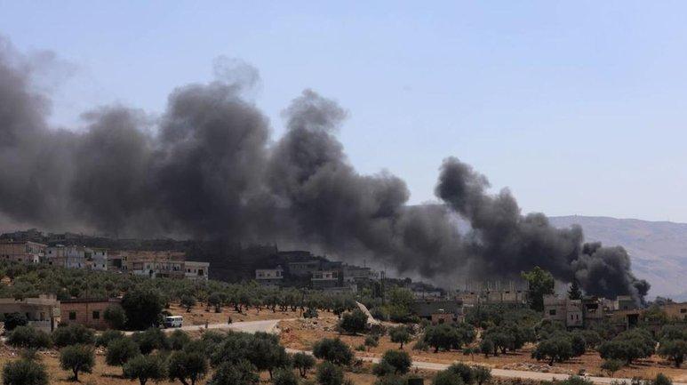 Российские военные преступления в Сирии начнут расследовать - фото 1